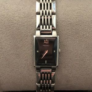 Seiko Women's Silver Watch